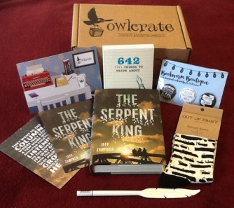 March Owlcrate