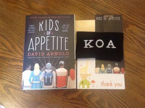 Books for Trade - KOA