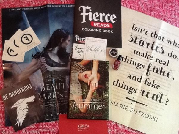 Gift Lit Fierce Reads