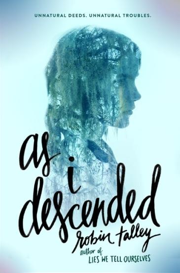 Cover Art - AS I DESCENDED (1)