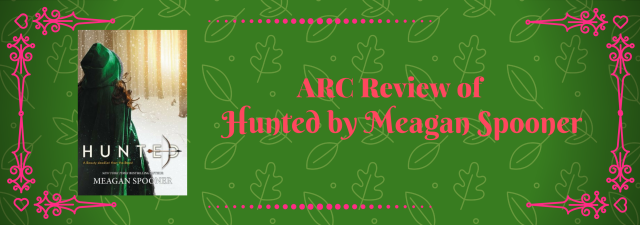 hunted review banner