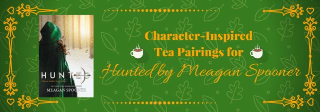 Hunted Tea Pairing Banner