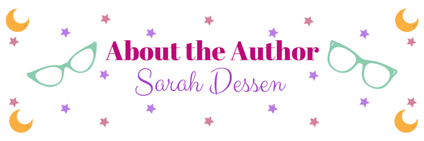 about the author sarah dessen