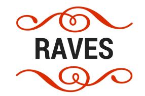 RAVES - ORANGE