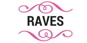 Raves pink