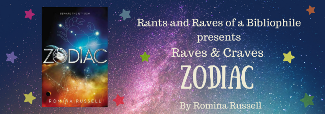 Zodia Raves and Craves Banner