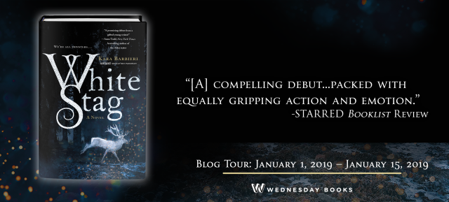 white stag blog tour banner