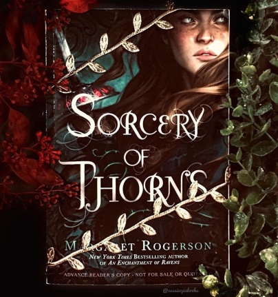 sorcery of thorns arc