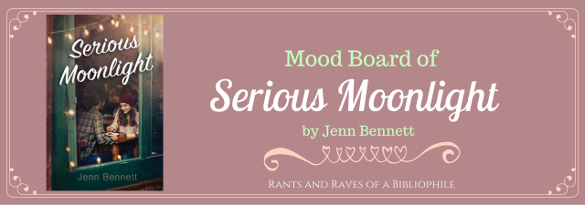 Mood Board banner Serious Moonlight