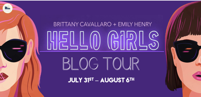 HELLO GIRLS TOUR BANNER