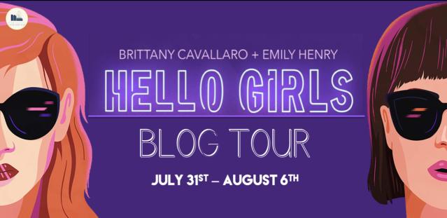 HELLO GIRLS TOUR BANNER