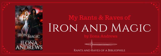 Banner Iron and Magic