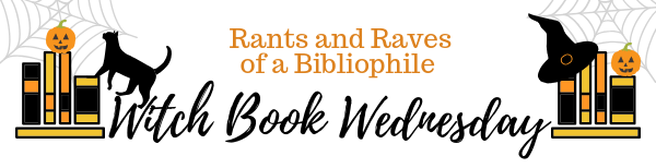 Witch Book Wednesday Banner