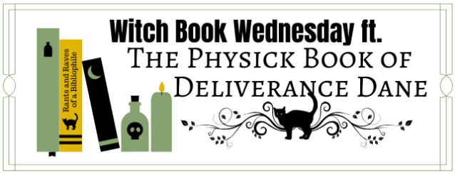 The Physick Book of Deliverance Dane banner