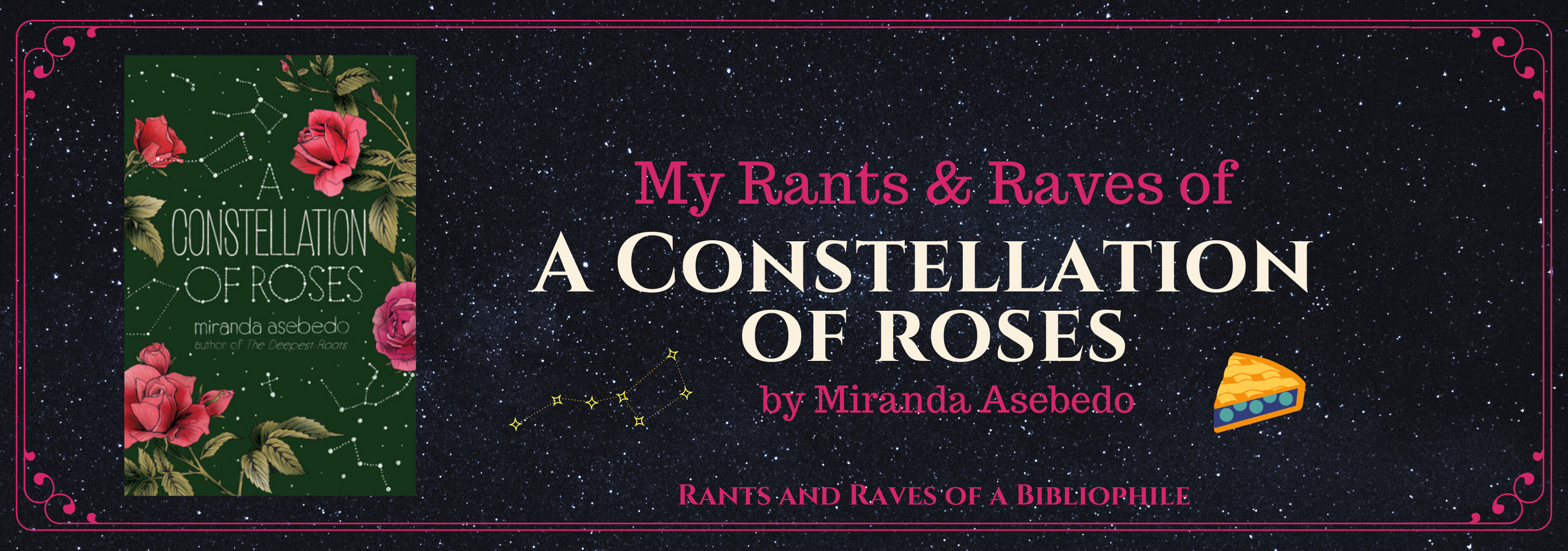 A Constellation of Roses Banner
