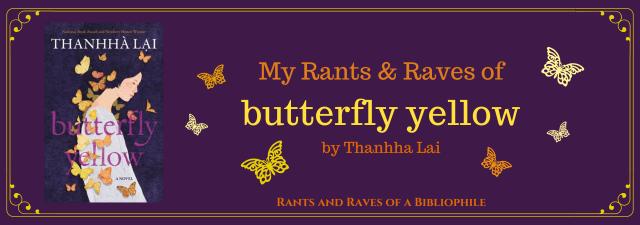 buttefly yellow banner