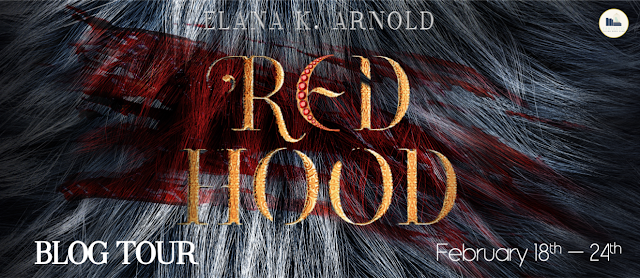 Red Hood Tour Banner