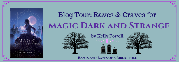 Banner for Magic Dark and Strange